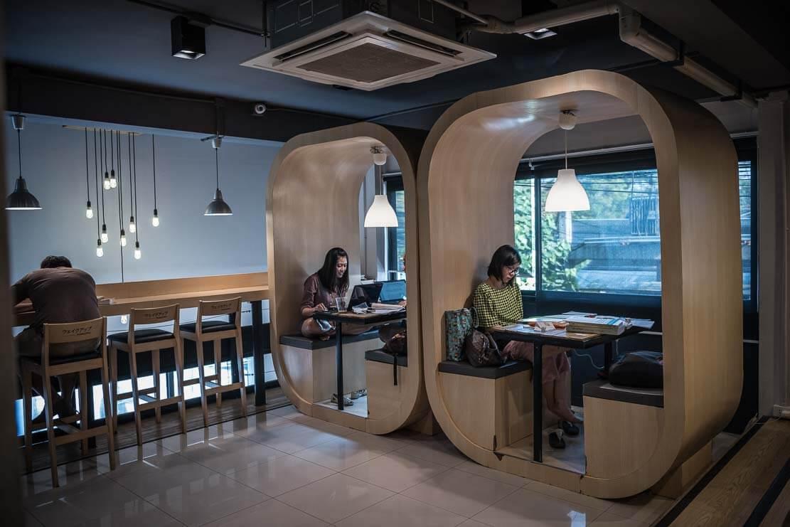 Internet Cafe Chiang Mai