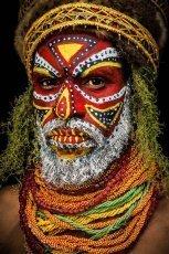 Papua New Guinea Tambul tribe Mt Hagen