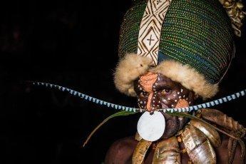 Papua New Guinea Kalam tribe Simbai