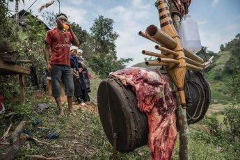 Hmong funerals in Vietnam