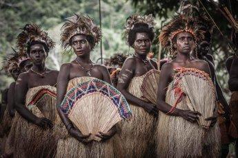 Papua New Guinea festivals: Bougainville Reeds Festival