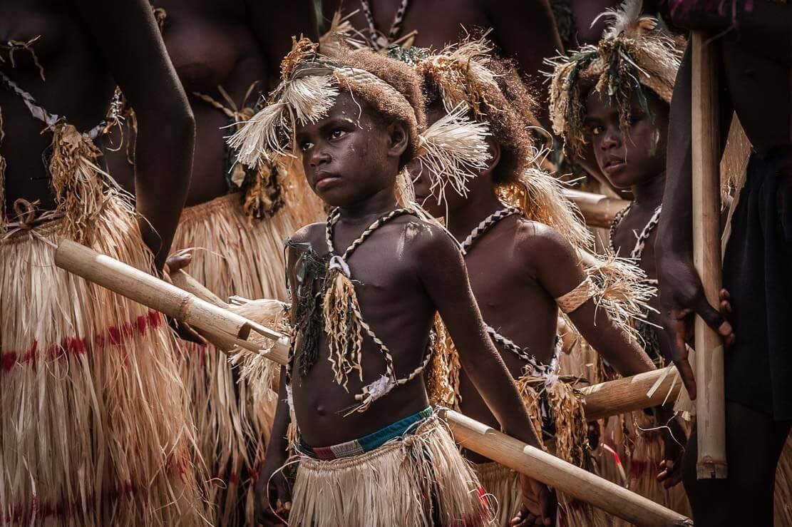 Bougainville Reeds Festival