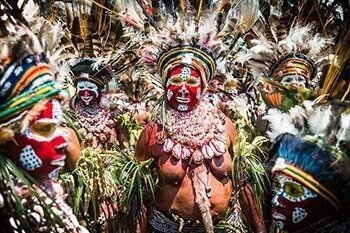Western Highlands and Jiwaka Tribes