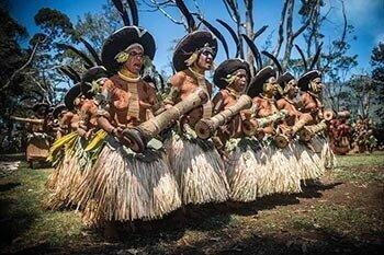 Enga Tribes