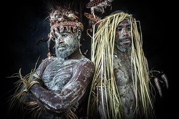 Sepik Tribes