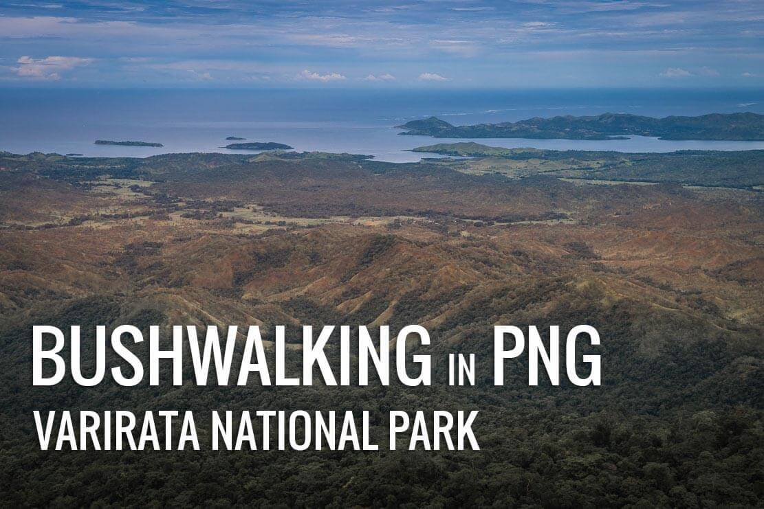 Bushwalking in Varirata National Park