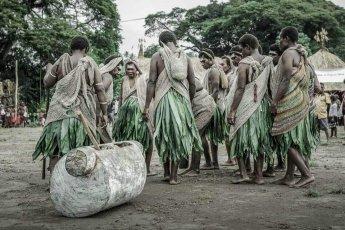 Papua New Guinea National Mask Festival in Kokopo and Rabaul