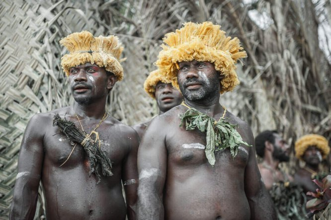 Papua New Guinea National Mask Festival in Kokopo and Rabaul