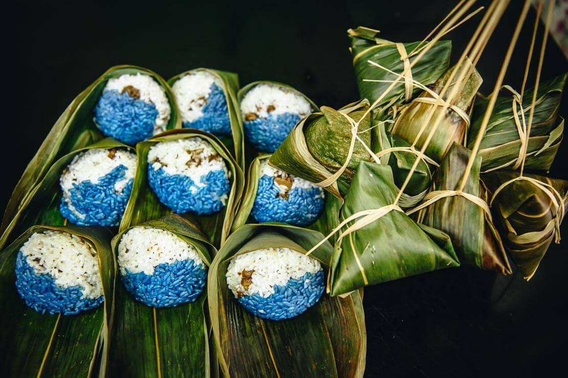 Authentic Baba Nyonya food in Melaka Malaysia