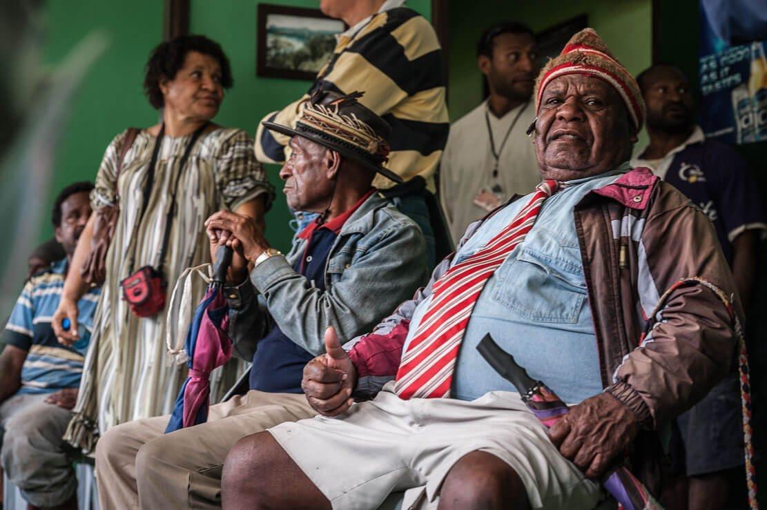 Papua New Guinea festivals: Enga Cultural Show