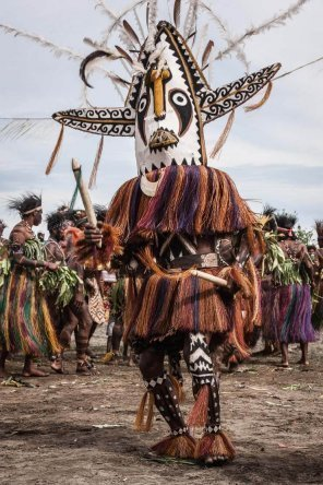 Gulf culture of Papua New Guinea