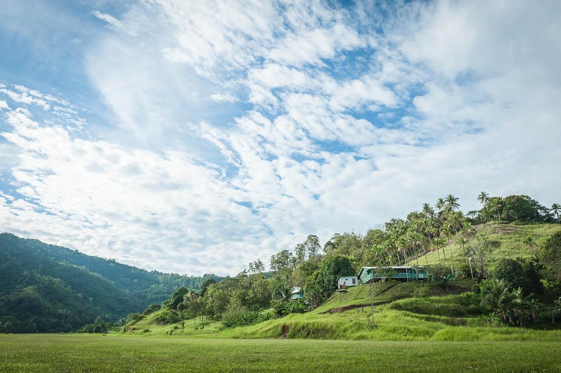 Ambunti in East Sepik province of Papua New Guinea