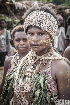 Sepik tribes at Sepik River Crocodile Festival in Ambunti, East Sepik province of Papua New Guinea