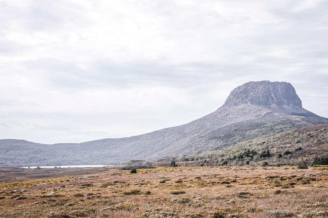 Day 2 of Overland Track in Tasmania, Australia