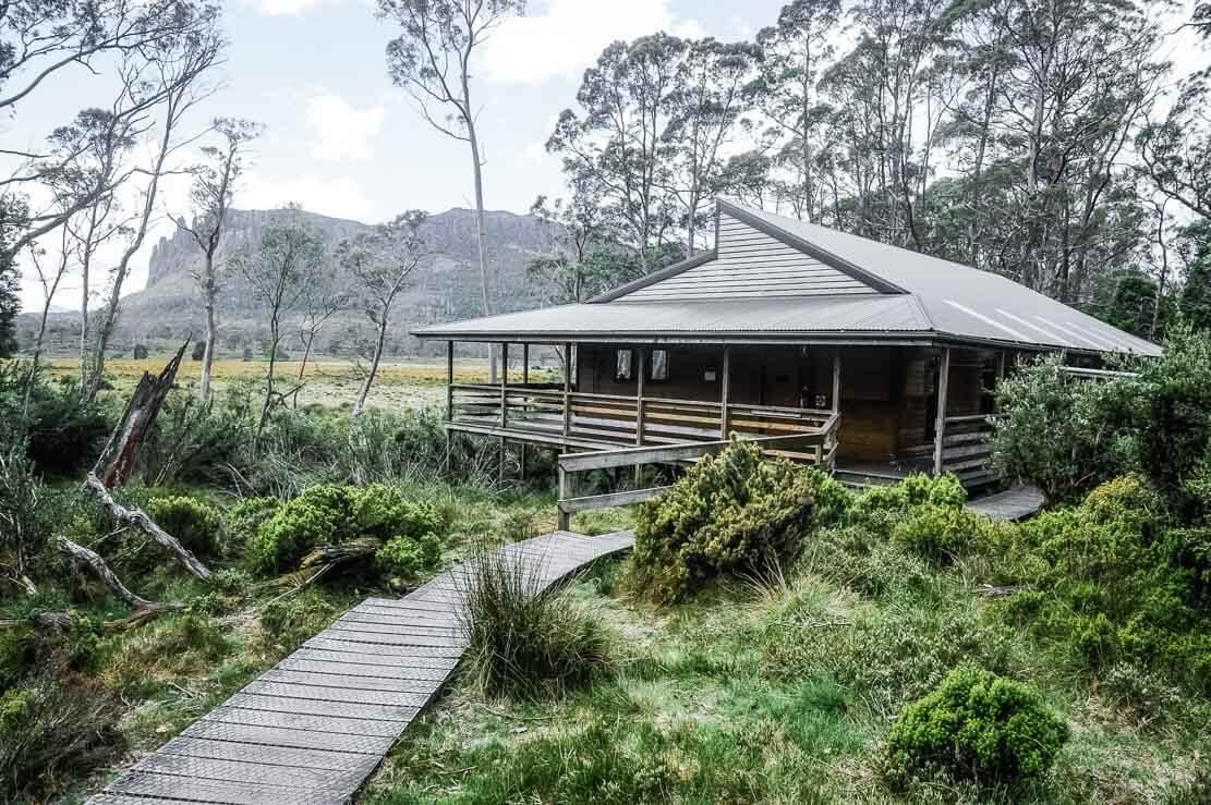 Modern New Pelion Hut